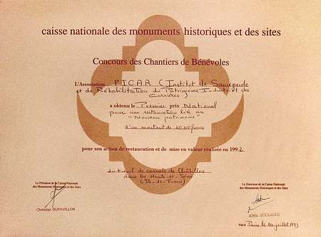 Prix National CNMHS