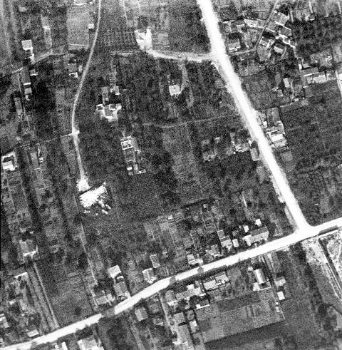 11 Photographie aérienne IGN 1926