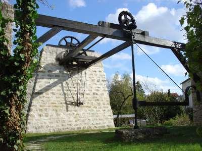 31 2005 Face Ouest restaurée.